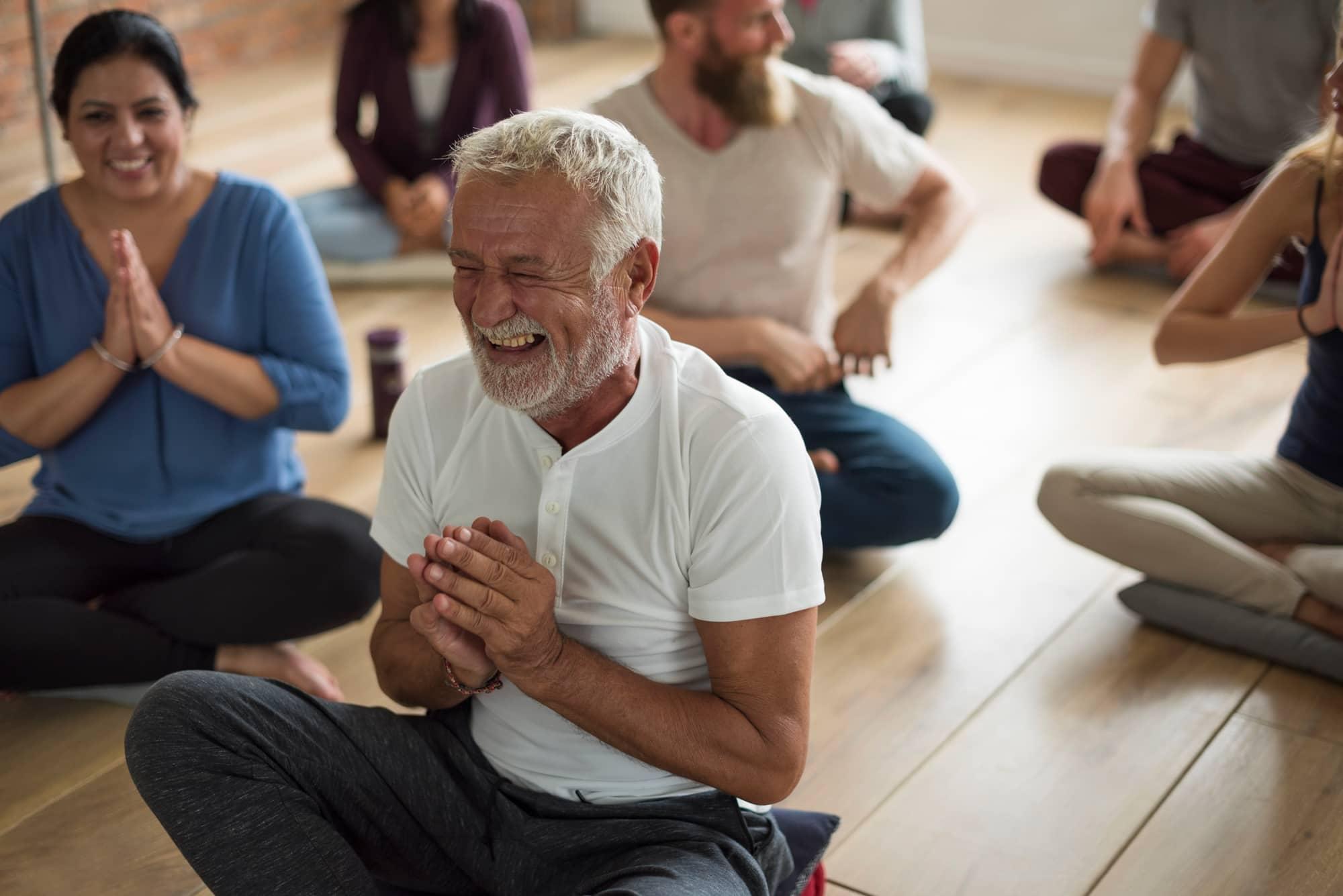 Happy Yoga Classes